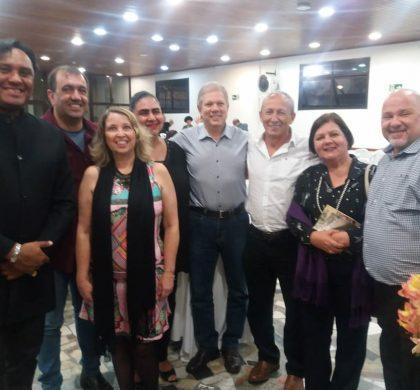 """JANTAR BENEFICENTE COM RINALDO VIANA SHOW """"20 ANOS DE PALCO"""""""