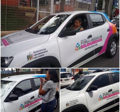 Prefeitura fortalece trabalho social com entrega de 19 carros 0 km a entidades